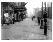 7th Avenue between 33rd & 34th  Streets  - Chelsea - Manhattan 1914