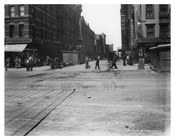 7th Avenue between 40th & 41st Streets  - Midtown Manhattan - 1915