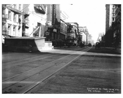 7th Avenue between 41st & 42nd Streets Avenue - Midtown - Manhattan  1914