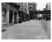 7th Avenue &  West 53th Street -  Midtown Manhattan 1914