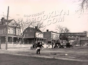 84th Street looking from Bay 16th Street to New Utrecht Avenue, 1920s