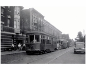 86th St. Trolley Line 1948