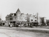 86th Street and 22nd Avenue (Bay Parkway) NE corner, 1904