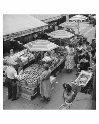 86th street shopping 1950 Bensonhurst Brooklyn NY