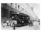 8th Avenue Trolley 1929