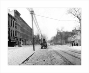 9th Street between 4th & 5th Avenues 1918