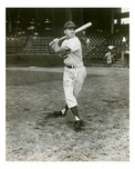 A young Duke Snider - Brooklyn Dodger - Ebbets Field - Flatbush - Brooklyn NY