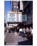 Adult Theaters  1970s Times Square