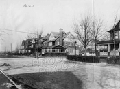 Albemarle Rd looking west to East 3rd Street, 1916