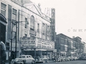 Albemarle Theater, 973 Flatbush Avenue, 1950