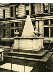 Alexander Hamilton Tomb - Trinity Church Yard 1915