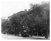 alternate view of Lenox & 125th Street Harlem, NY 1910