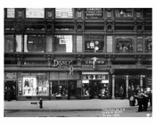 "An early ""Disney"" Store 1482 - 1486 Broadway  - Theater District - Midtown Manhattan 1915"