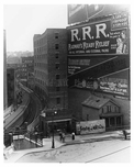 An Upclose shot of 149th Street Station Sugar Hill - Manhattan - New York, NY 1915