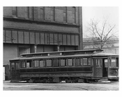 Another upclose shot of Trolley Depot at Lenox Avenue - Harlem NY 1922