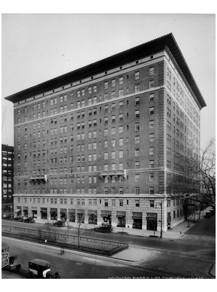 Astor court apartments broadway 89th street 1922 for The astor upper west side