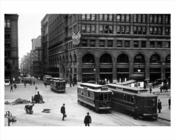 Astor Place 1919