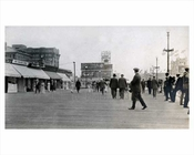 Atlantic City Boardwalk 1914