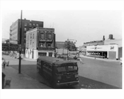 Ave M Brighton Bus Line - Midwood - Brooklyn, NY 1952