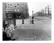 Avenue C & East 14th Street Alphabet City - Manhattan - New York, NY 1916