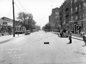 Avenue C looking east from McDonald Avenue, 1929