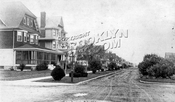 Avenue J looking east from East 21th Street, c.1912