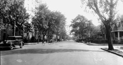Avenue R looking east to East 12th Street, 1940