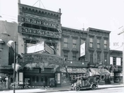 B.F. Keith's Greenpoint Theater, 825 Manhattan Avenue, 1928