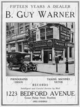 B. Guy Warner Store 1223 Bedford Ave