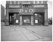 B & O Railroad