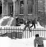 Back in 1960, this was a ghetto; now only for the rich. 388 Washington Avenue