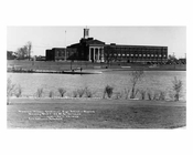 Baisley Pond Woodrow Wilson HS South Jamaica 1942  - Queens NY