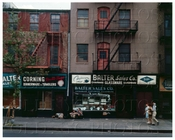 Balter Sales 209 Bowery Manhattan 1963