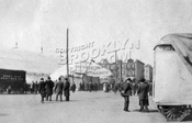 Barnum & Bailey Circus, Myrtle and Wyckoff Avenues 1913