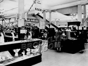 Basement of Abraham & Straus department store, 1940