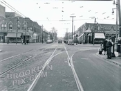 Bay Ridge Avenue (69th Street) northwest at 8th Avenue, 1947