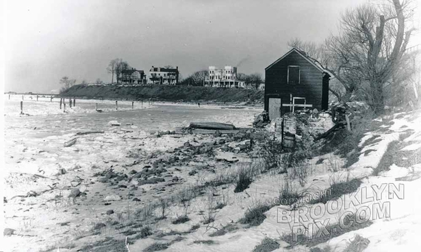 Bay Ridge shore, c.1912