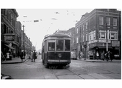 Bayridge Ave Trolley Line 1949