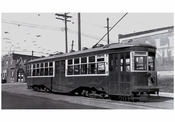 Bayridge  Trolley Line 1935