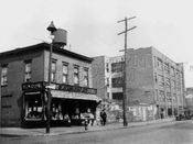 Bedford Avenue at North 4th Street, 1929