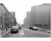 Bedford Stuyvesant 1960's Public Housing