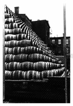 Beer Keg mountain 1950's Greenpoint Brooklyn NY