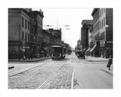 Bergen & Smith Street - Trolley line