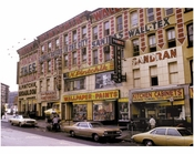 Bergen Street at Flatbush Avenue - 1974