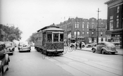 Bergen Street at New York Avenue, 1947