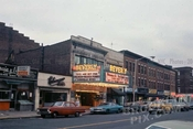 Beverly Theater, Church Avenue east of McDonald Avenue, Kensington, c.1970