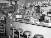 Blackman's Luncheonette, 1502 Eighth Avenue, c.1955