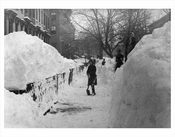 Blizzard of 1888 Fort Greene Brooklyn NY