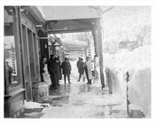 Blizzard of 1888 Hempstead Long Island NY