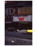 """ Bo Dereck is a 10""Theaters near 1970s Times Square"